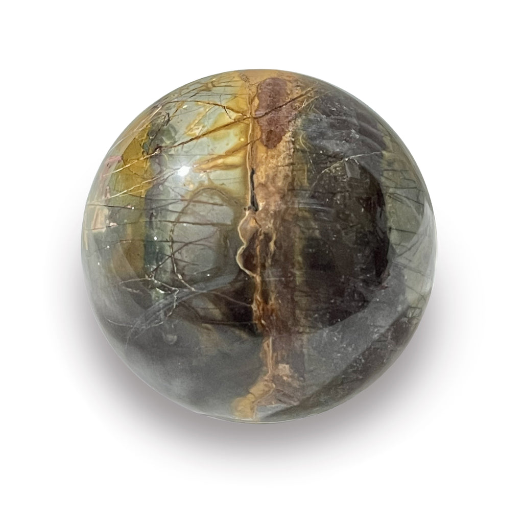 Cherry Creek Jasper Sphere
