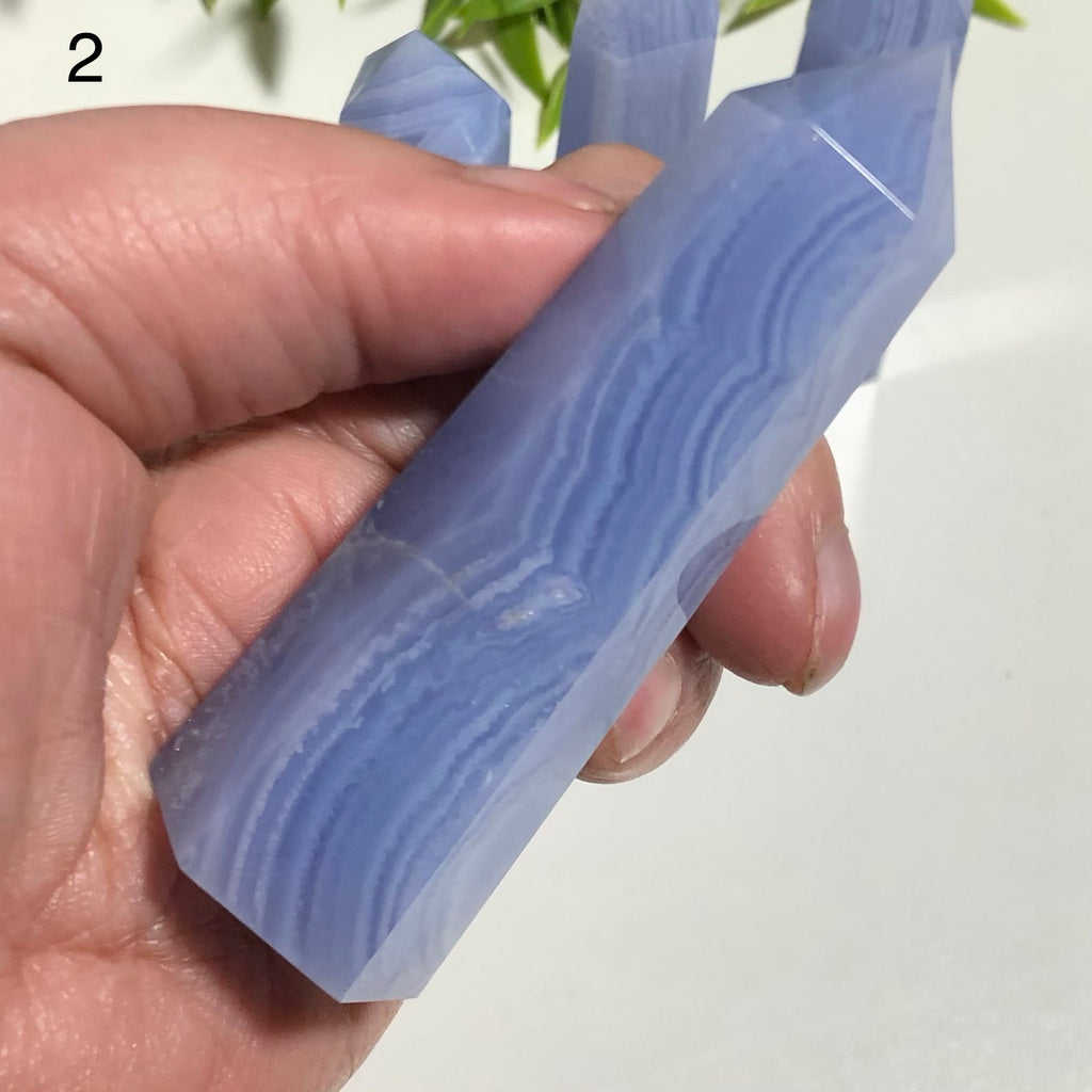 Blue Lace Agate Generator Point