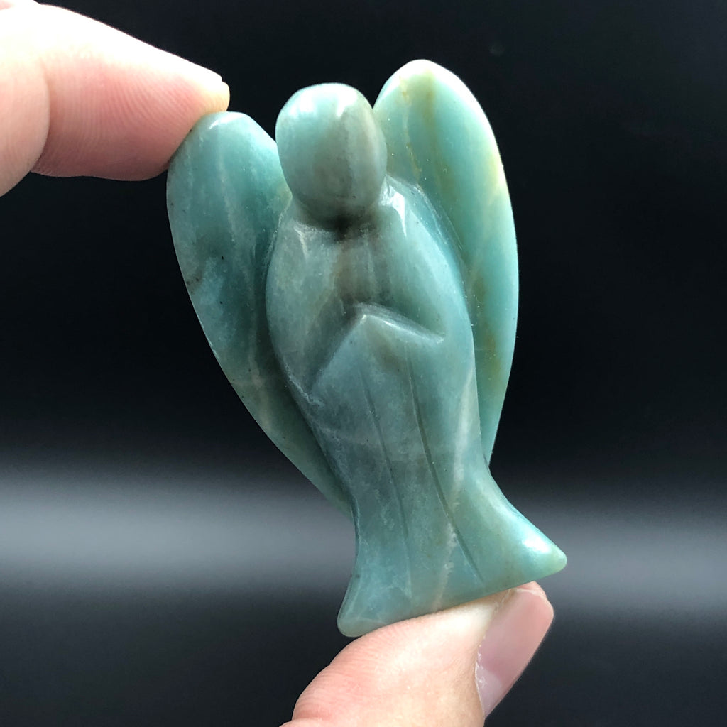 Chinese Amazonite Angels (Medium)
