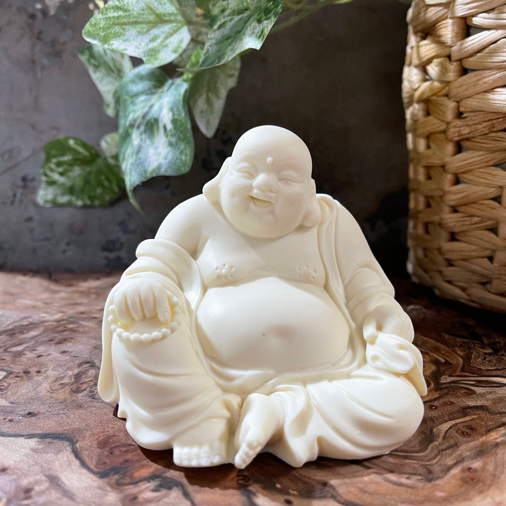 Happy Buddha - Large - Tagua Nut