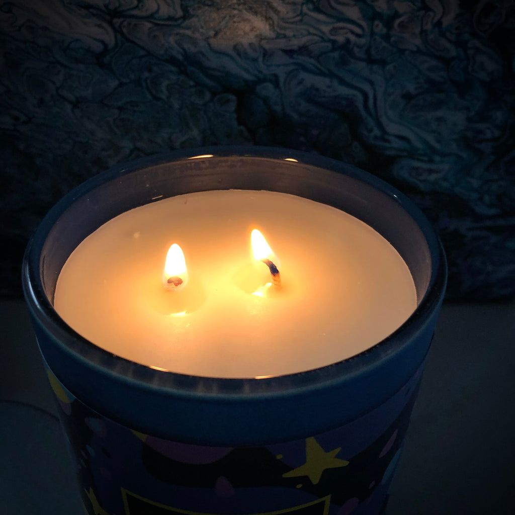 Starry Night - CANDLE - with Jewellery Surprise - Royal Essence
