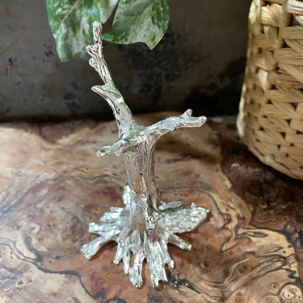 Tree of Life Display Stand in Gold or Silver