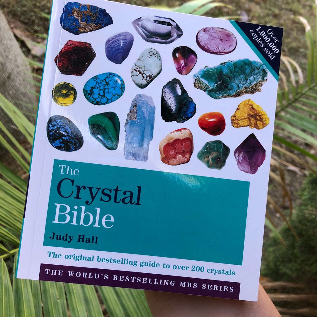 The Crystal Bible #1