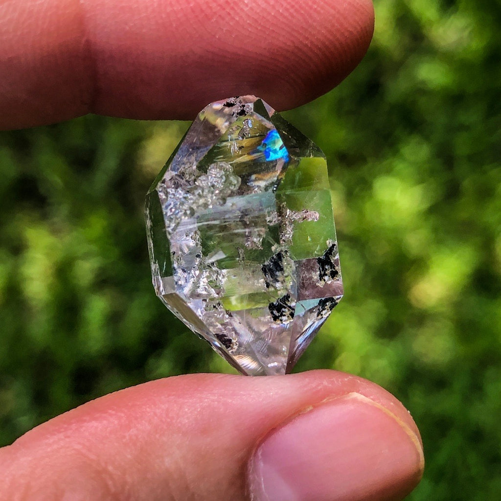 #396 High Grade Herkimer Diamond