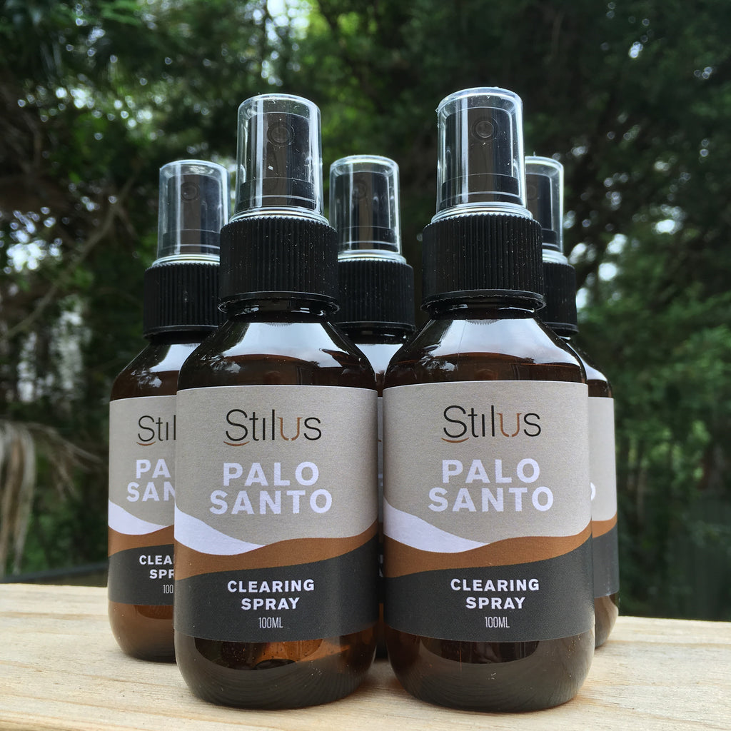 Palo Santo Clearing & Cleansing Spray