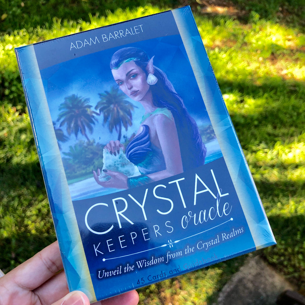Crystal Keepers Oracle Cards