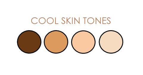 Cool (Dark) Skin Tones