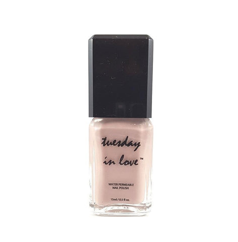 halal nail polish first kiss nude
