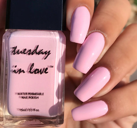 tuesday in love halal nail polish summer crush