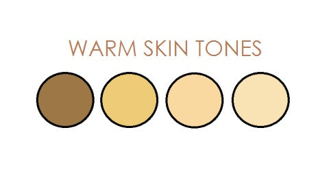 Warm (Light) Skin Tones