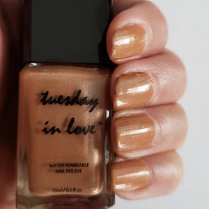 Hunny & Fantasy Gift Set - Tuesday in Love Halal Nail Polish & Cosmetics