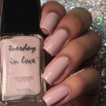 First Kiss - Tuesday in Love Halal Nail Polish & Cosmetics