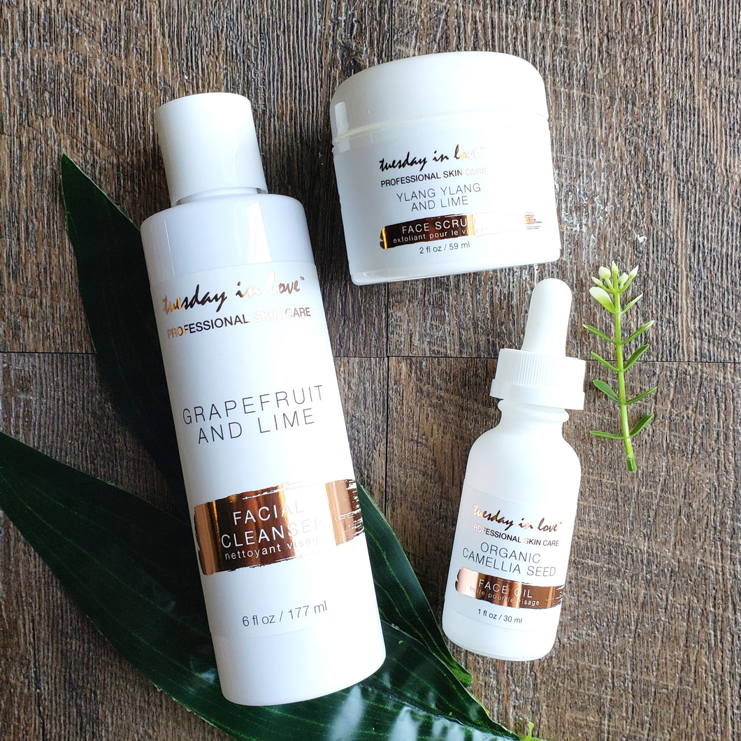 3 Step Daily Routine Gift Set