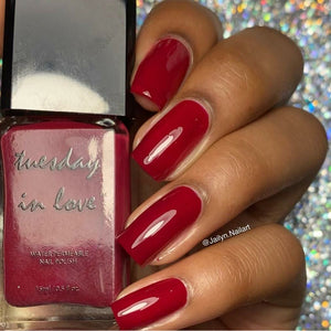 A Deeper Love - Tuesday in Love Halal Nail Polish & Cosmetics