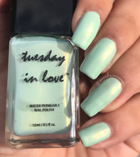 Swoon - Tuesday in Love Halal Nail Polish & Cosmetics