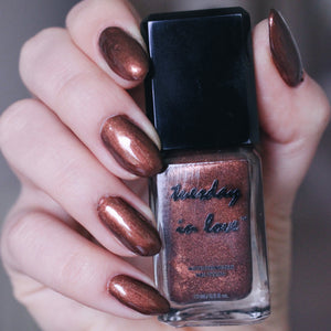 Boom! - Tuesday in Love Halal Nail Polish & Cosmetics