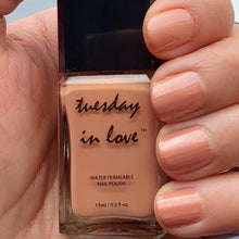 By My Side - Tuesday in Love Halal Nail Polish & Cosmetics