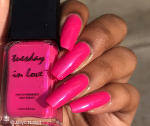 California Girl - Tuesday in Love Halal Nail Polish & Cosmetics