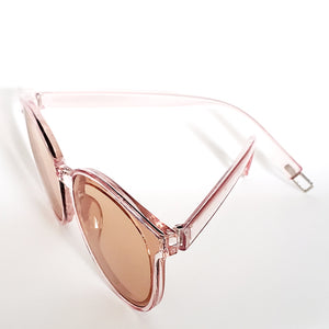 Clear Rose Sunglasses - Tuesday in Love Halal Nail Polish & Cosmetics