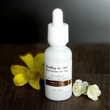 Organic Camellia Seed Face Oil - Tuesday in Love Halal Nail Polish & Cosmetics
