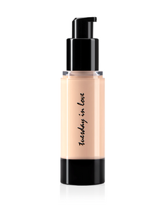 D3 Cupcake - Tuesday in Love Halal liquid foundation