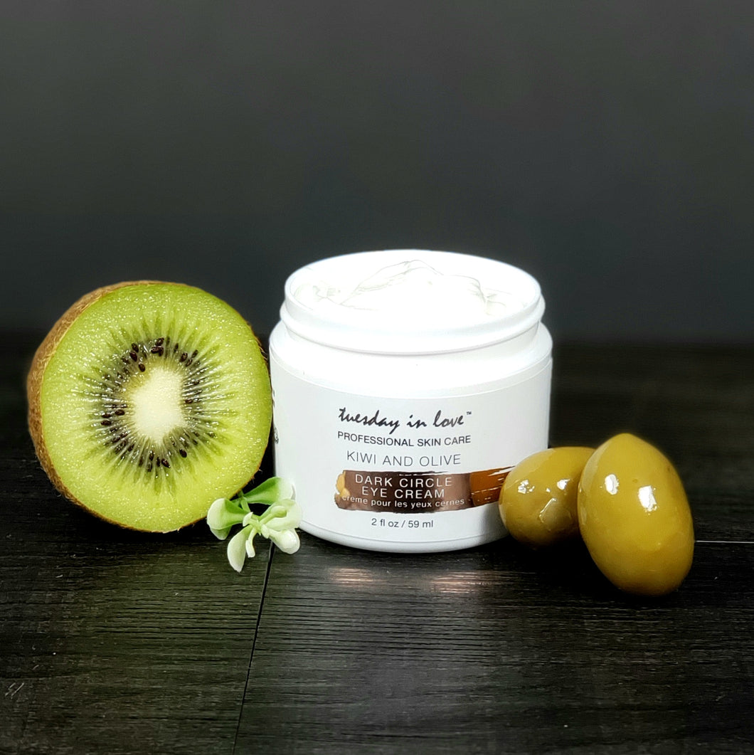 Kiwi & Olive Dark Circle Eye Cream