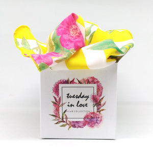 Flowers on Sunshine - Limited Edition - Tuesday in Love Halal Nail Polish & Cosmetics