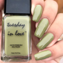 Green Machine Hijab Gift Set - Tuesday in Love Halal Nail Polish & Cosmetics