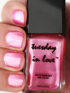 Hickey - Tuesday in Love Halal Nail Polish & Cosmetics