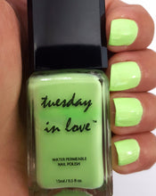 Love Note - Tuesday in Love Halal Nail Polish & Cosmetics