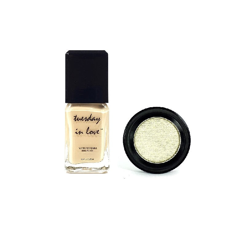 Love Song Eye Shadow Gift Set - Tuesday in Love Halal Nail Polish & Cosmetics