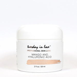 Mango & Hyaluronic Acid Moisturizer - Tuesday in Love Halal Nail Polish & Cosmetics