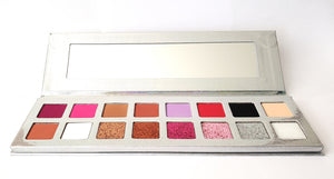 Glitter Berry Eye Shadow Palette - Tuesday in Love Halal Nail Polish & Cosmetics