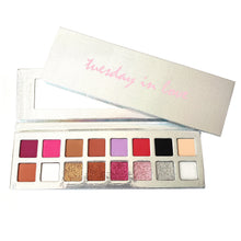 Glitter Berry Halal Eye Shadow Palette - Tuesday in Love Halal Nail Polish & Cosmetics