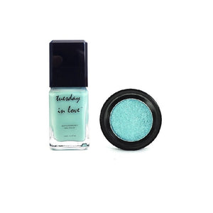 Puppy Love Eye Shadow Gift Set - Tuesday in Love Halal Nail Polish & Cosmetics