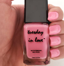 Rosy Cheeks - Tuesday in Love Halal Nail Polish & Cosmetics