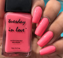 3 Color Gift Set - Pink - Tuesday in Love Halal Nail Polish & Cosmetics