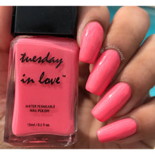 BFF & Star Girl Gift Set - Tuesday in Love Halal Nail Polish & Cosmetics