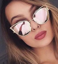 Gold Frame Rose Gold Lenses - Tuesday in Love Halal Nail Polish & Cosmetics