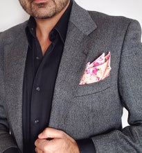 Love for Him - Pink Vintage Pocket Square - Tuesday in Love Halal Nail Polish & Cosmetics