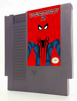 Amazing Spiderman 2 NES Game- Cartridge Only