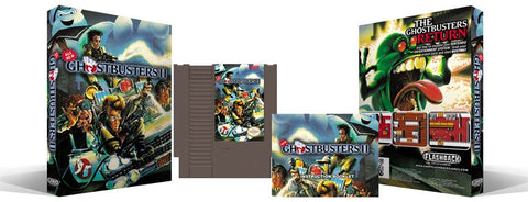 Ghostbusters 2 NES Complete Boxed Set