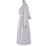 Women's Princess Leia Cosplay Costume Deluxe