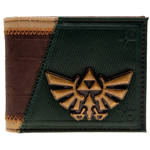 The Legend of Zelda Link's Bi-fold Wallet