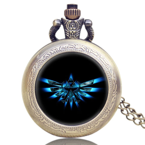 The Legend of Zelda Design Pocket Watch