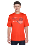 Hershey Trojans Zone Performance Tennis Tee