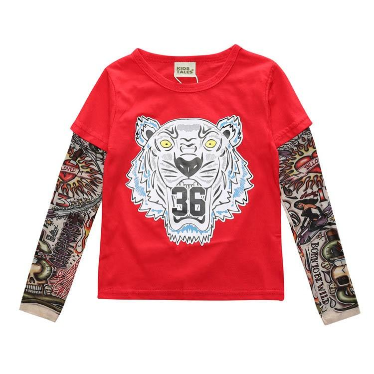 Baby Tattoo Long-Sleeve - Jantors