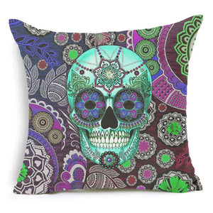 Calavera Pillow Cases