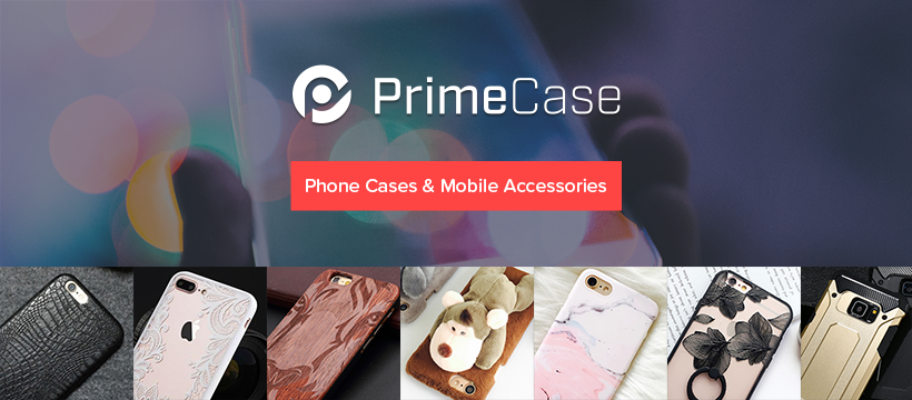 PrimeCase Phone Cases and Mobile Accessories