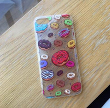 Cute Candy Ice Cream / Donut Phone Cases